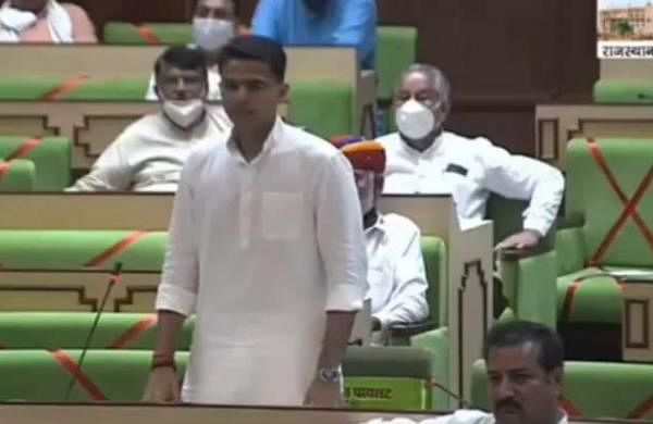 Sachin Pilot says he is Congress' strongest warrior, will protect party at all costs