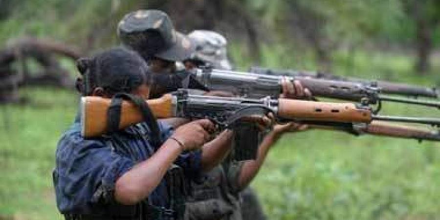 NaxalsRepresentational Image (File Photo | AFP)