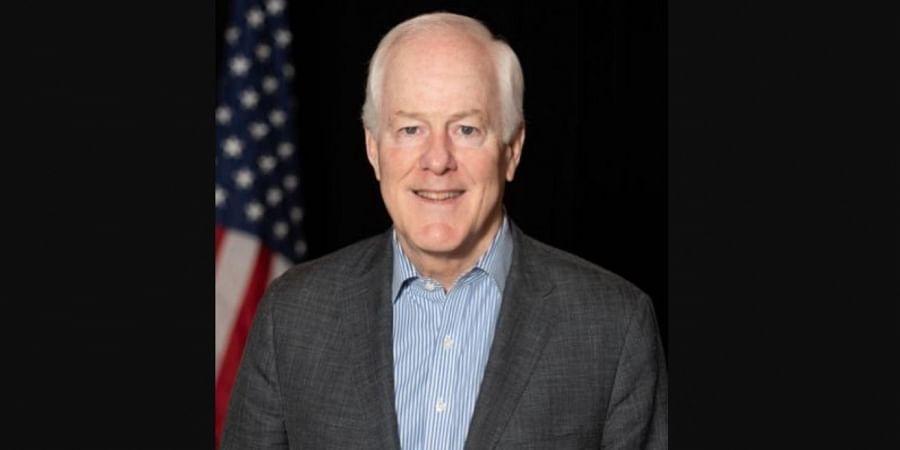 US Senator Senator John Cornyn (Photo | John Cornyn, Twitter)