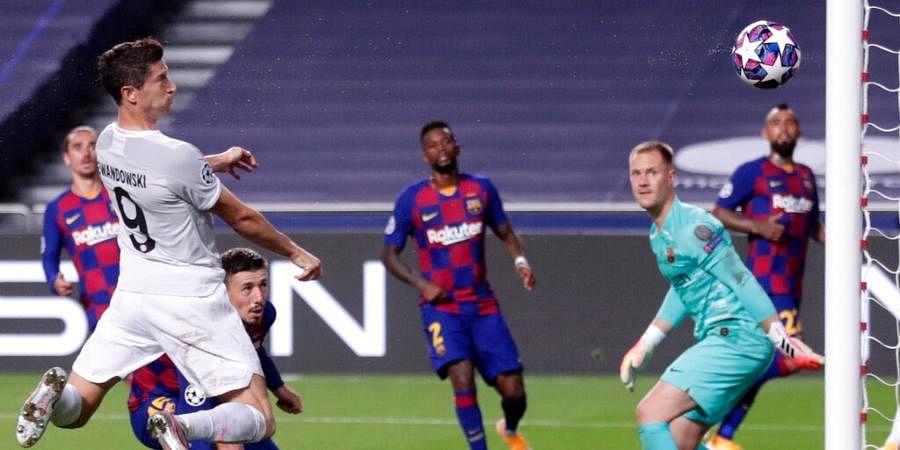 bayern munich striker robert | AP