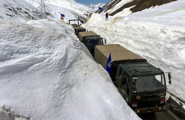 Ladakh standoff: India urges China to complete stalled disengagement process along LAC