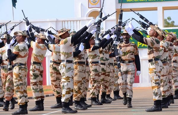 ITBP recommends gallantry medals for 21 personnels