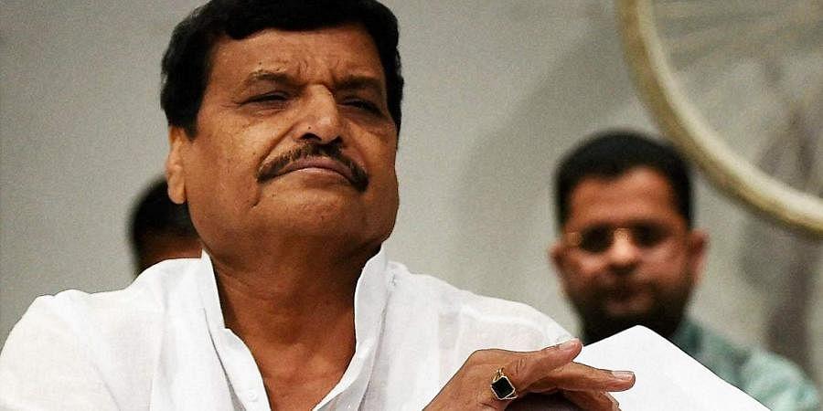 Pragatisheel Samajwadi Party-Lohia chief Shivpal Yadav