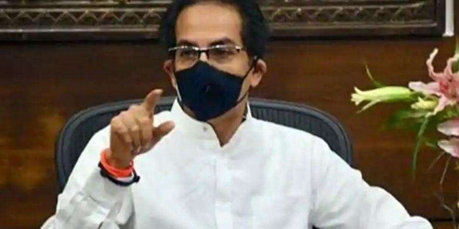 Maharashtra CM Uddhav Thackeray (File Photo | ANI)