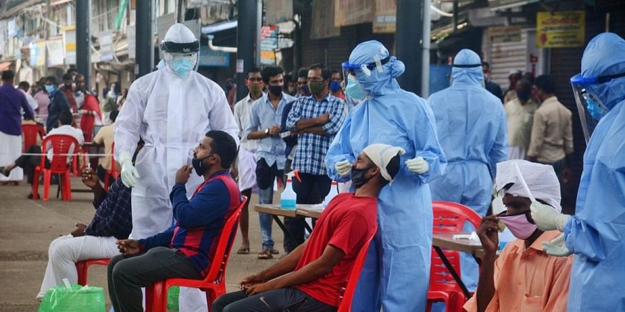 COVID-19 surge continues in Kerala, 3,138 new cases in two days due to  local transmission- The New Indian Express