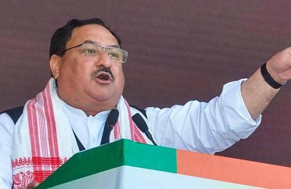RJD, Congress created obstacles in Ram temple construction: BJP president JP Nadda