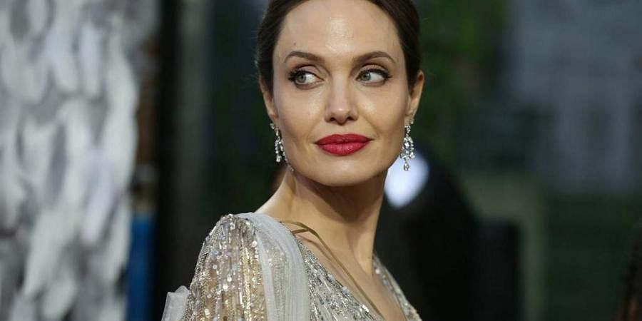 Angelina Jolie-AFP Photo