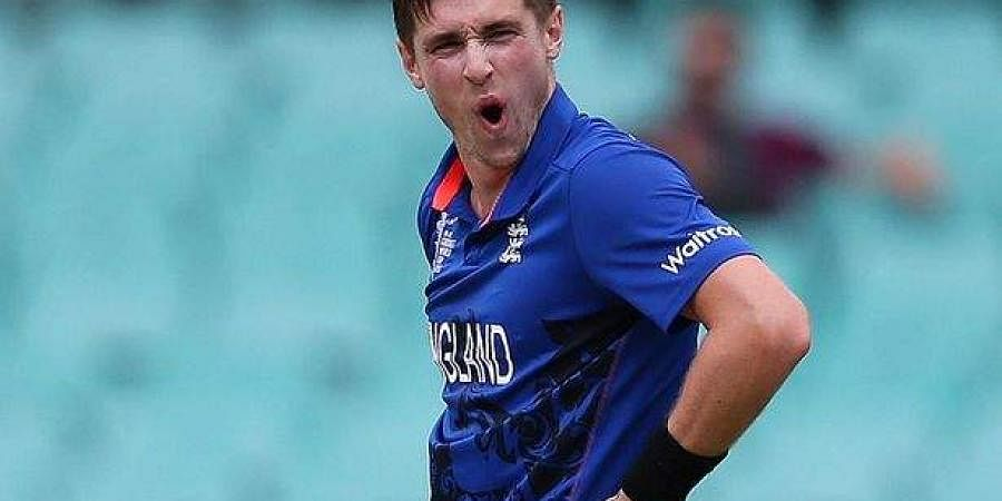 England all-rounder Chris Woakes (File | AP)