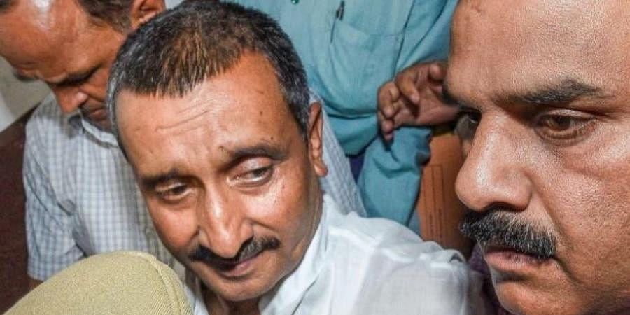 Expelled BJP MLA Kuldeep Sengar