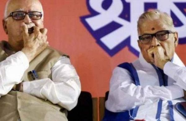 'Uninvited' Advani, Joshi likely to attend 'Bhoomi Pujan' through video conferencing