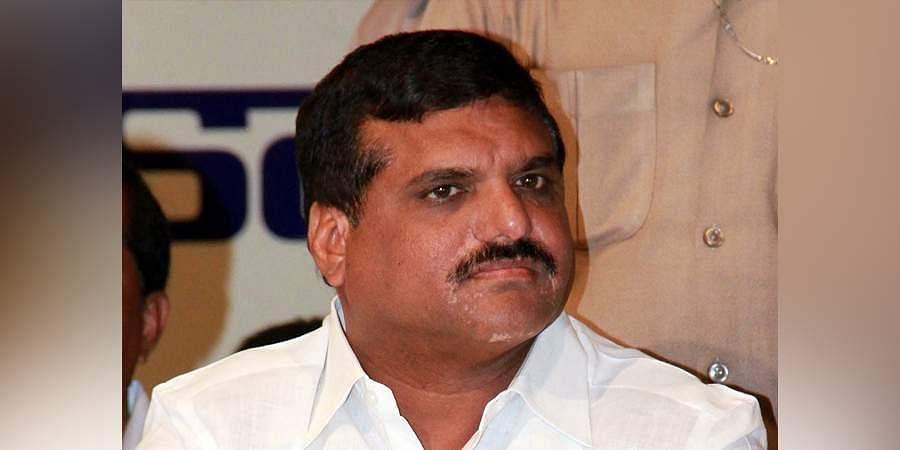 Andhra Pradesh Urban Development Minister Botcha Satyanarayana