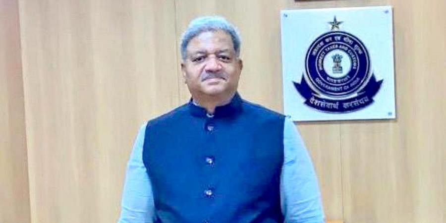 Central Board of Indirect Taxes and Customs chief M Ajit Kumar