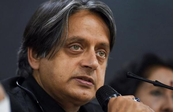 Parliamentary panel 'discussion' with Facebook to continue: Shashi Tharoor- The New Indian Express