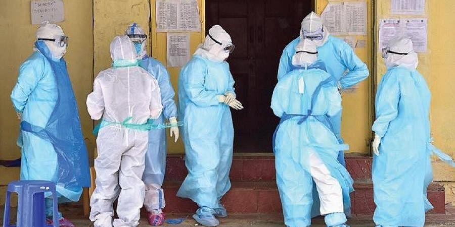 Coronavirus, PPE, COVID 19, Doctors