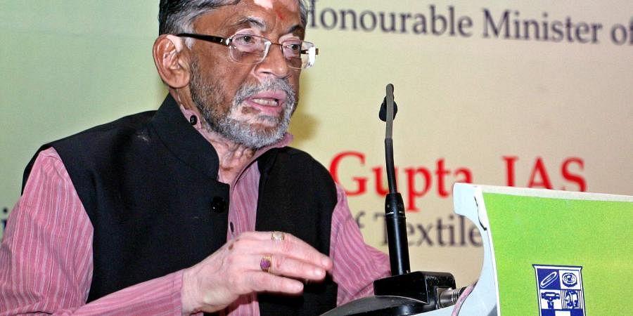 Union minister Santosh Kumar Gangwar
