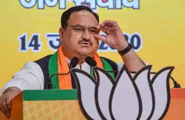 'Anti-national'Congress lauding Pakistan when polls on in Bihar: Nadda