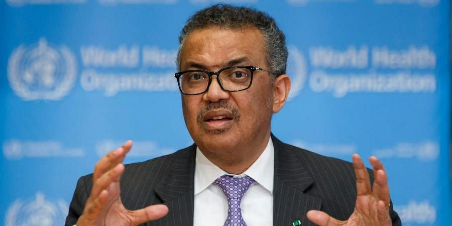 WHO chief Tedros Adhanom Ghebreyesus hopes COVID-19 ends within ...