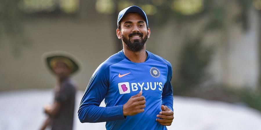 Indian batsman KL Rahul