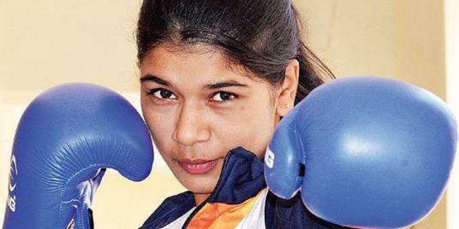 Boxer Nikhat Zareen