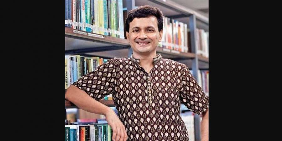 Author Saikat Majumdar