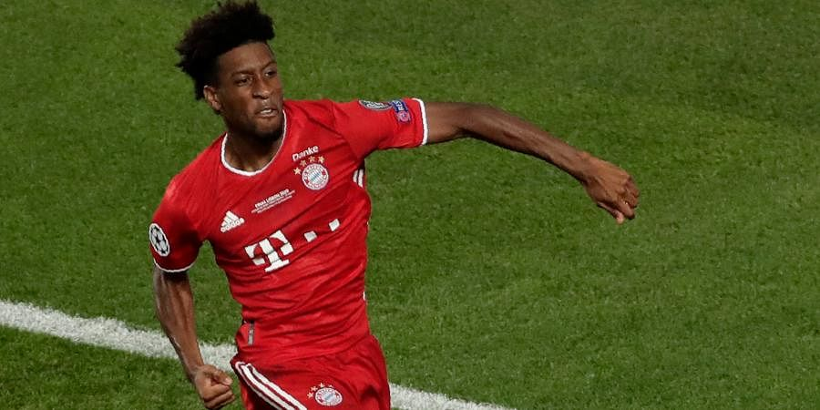 Kingsley Coman Scores As Bayern Munich Beats Psg 1 0 To Win Sixth Champions League Title The New Indian Express