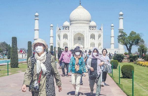 Taj Mahal reopens for tourists from June 16,COVID protocols mandatory