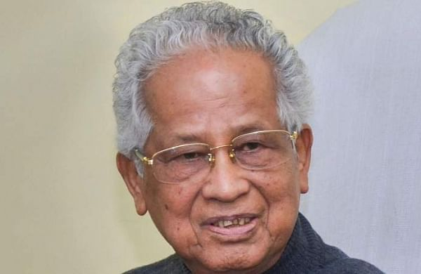 Former Assam CM Tarun Gogoi discharged from hospital after two months