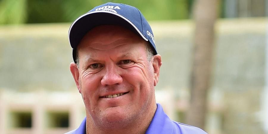 Indian men's hockey team's chief coach Graham Reid