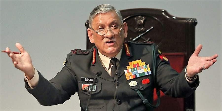 Army ChiefGeneral Bipin Rawat