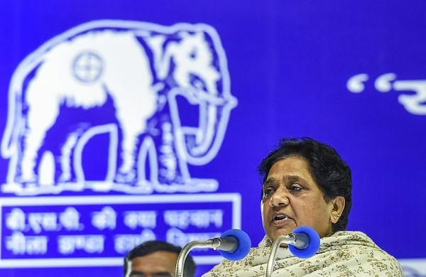 Mayawati condemns Hathras gang-rape incident, says women from other section not safe in UP