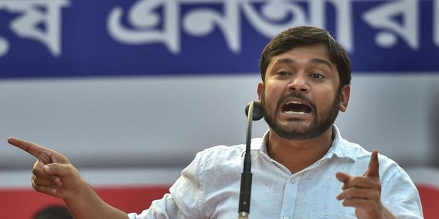 CPI leader Kanhaiya Kumar