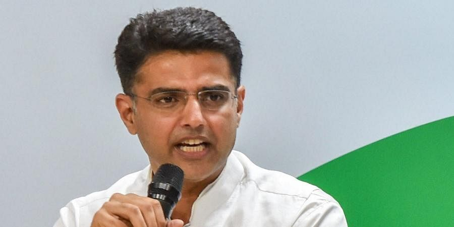 Former Rajasthan Deputy CM Sachin Pilot