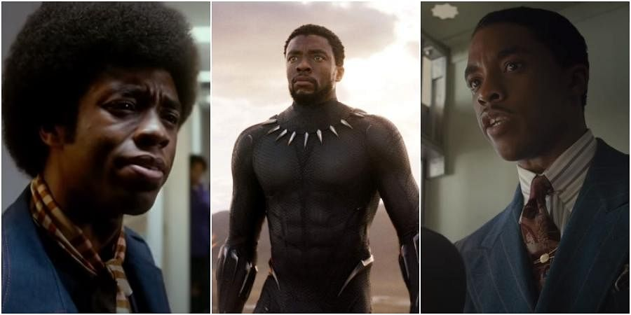 Rip Chadwick Boseman Remembering Some Of The Memorable Performances Of The Black Panther Star The New Indian Express