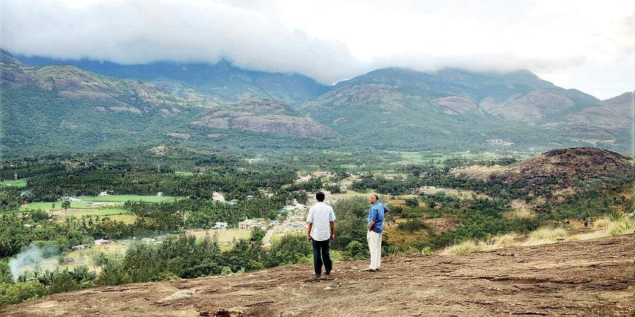 The misty rolling hills, lush mountains and panoramic scenery of Marayur.
