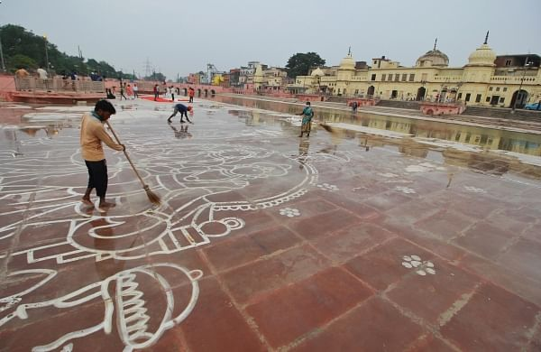 Emotions run high as Ayodhya gets ready to attain 'closure'