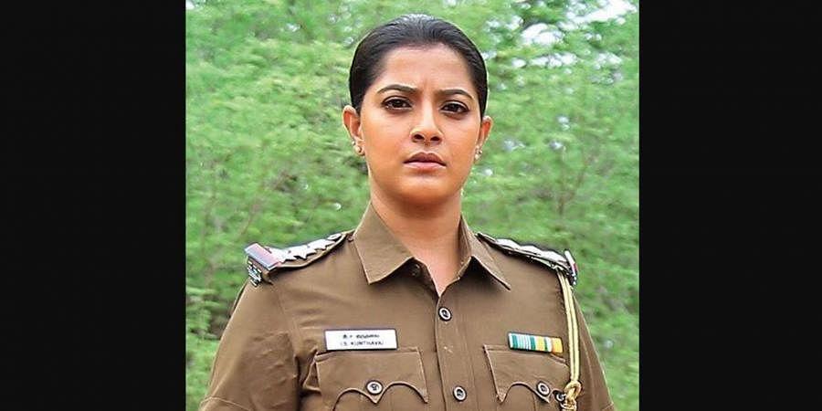Varalaxmi Sarathkumar in 'Danny'