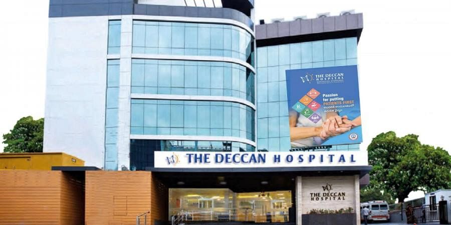 Deccan Hospital at Somajiguda where the lawyer was admitted