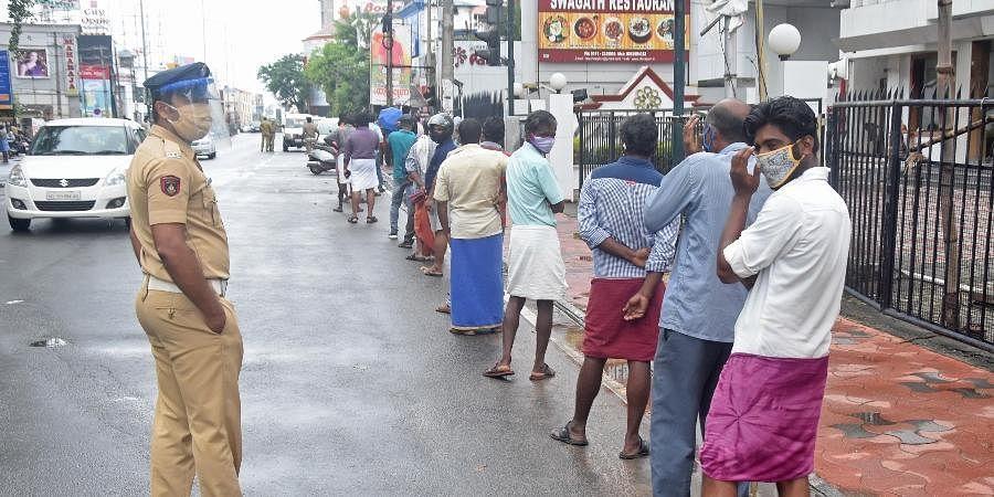 Thiruvananthapuram Kerala lockdown
