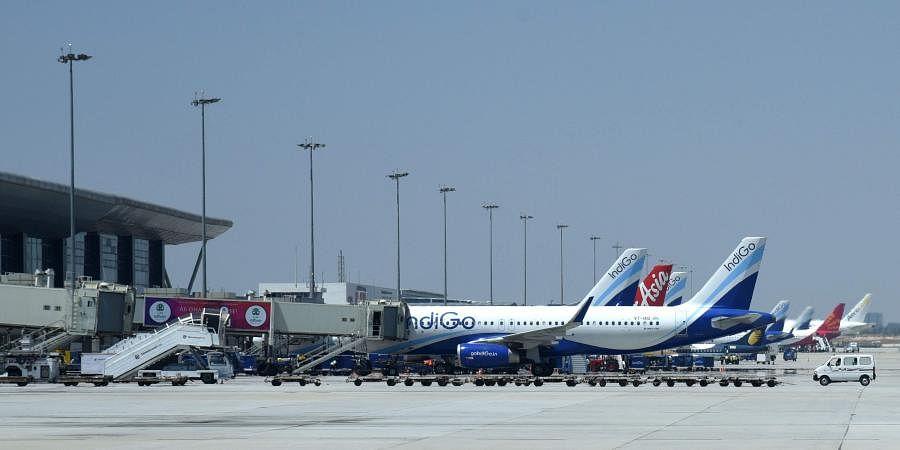 Kempegowda international airport, Bengaluru airport