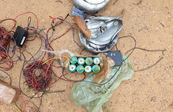 IED found in Jammu and Kashmir's Baramulla