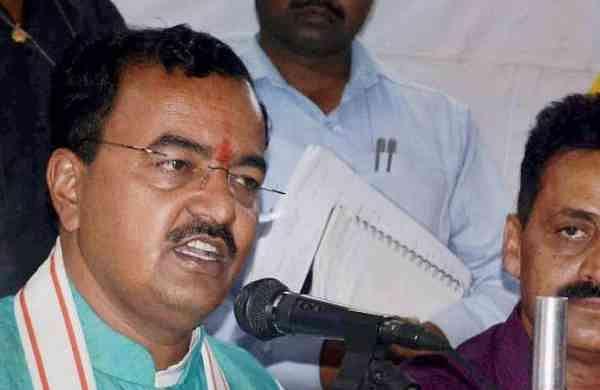 'Ram, roti, rashtra' complementary to each other: Uttar Pradesh Deputy CM Keshav Prasad Maurya
