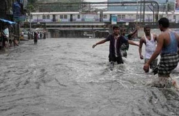 Local train services in Mumbai disrupted after heavy rains