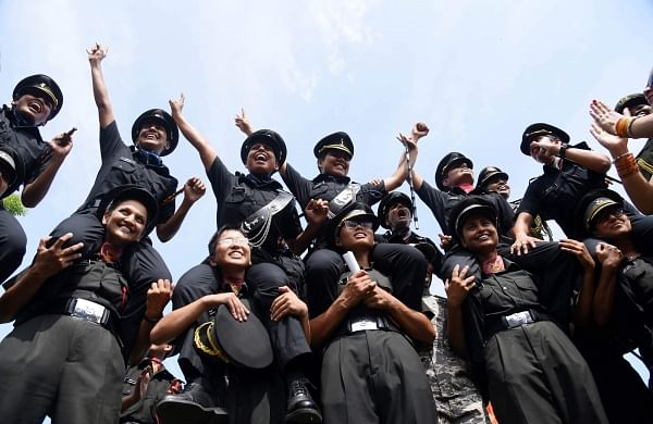 Army starts process to grant permanent commission to women officers