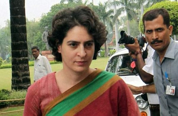 Hope 'groundbreaking ceremony' of Ayodhya Ram temple becomes marker of national unity: Priyanka Gandhi Vadra