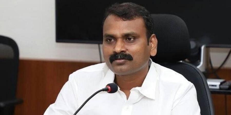 Tamil Nadu BJP President L Murugan