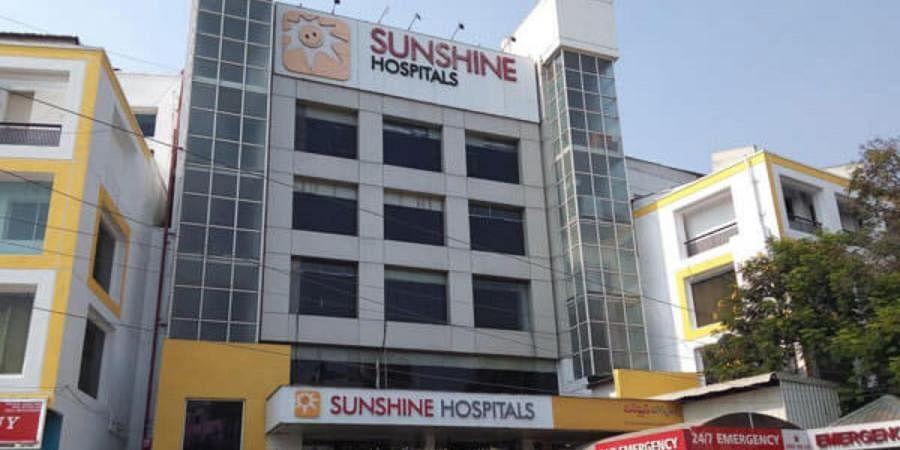 Sunshine Hospital in Secunderabad