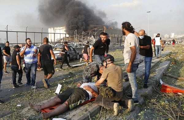 Shocked and saddened: PM Modi on explosion in Beirut that killed more than 70 people