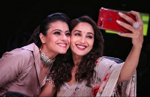 Madhuri Dixit wishes 'dear friend' Kajol on her birthday