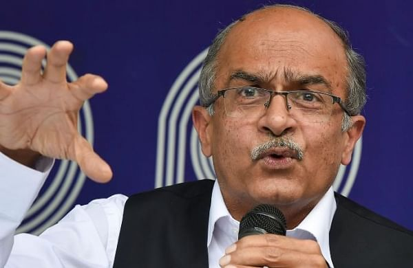 If former judges can criticise institute, then why cannot Prashant Bhushan, asks Dushyant Dave