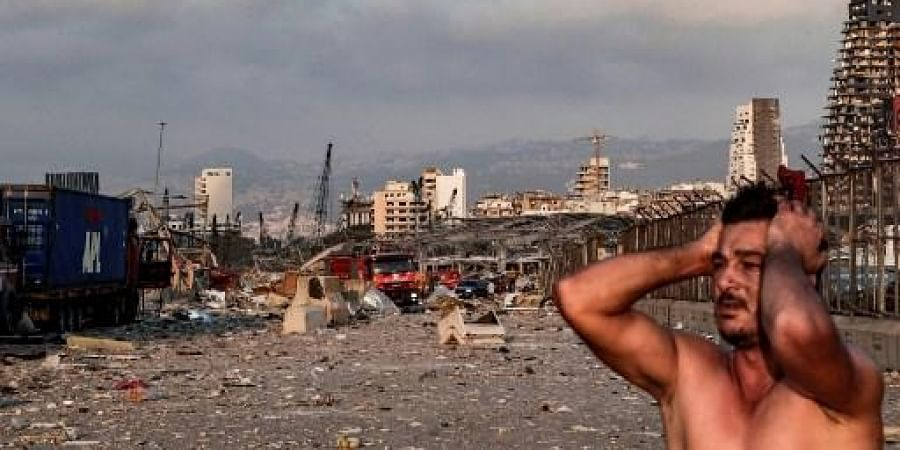 Ammonium nitrate: Fertilizer responsible for Beirut blast that ...